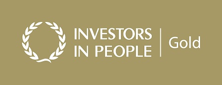 Investors for people gold award