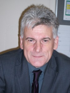 Photograph of Simon Hubbard, Headteacher