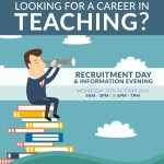 Careers-Recruitment-Event flyer