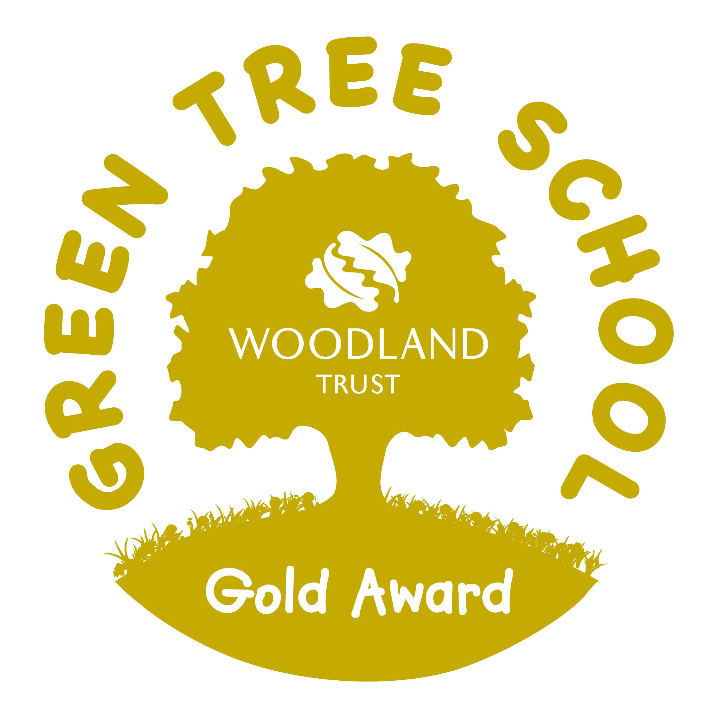 Woodland Trust Gold Tree Award