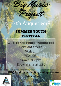 BMP summer youth festival